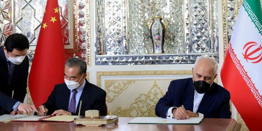 Çin ve İran'dan kritik imza
