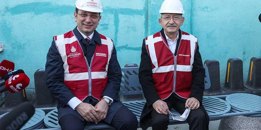 CHP lideri Kemal Kılıçdaroğlu İmamoğlu'nun İstanbul planını açıkladı