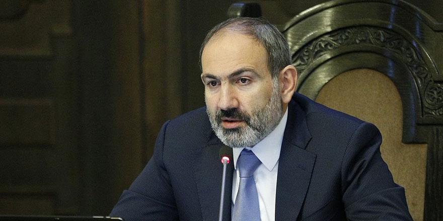 Ermenistan'ın Başbakanı Nikol Paşinyan'dan istifa açıklaması
