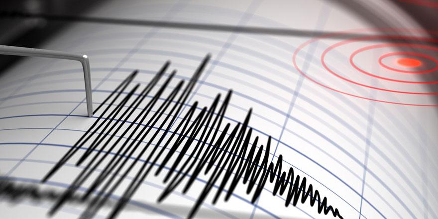 Irak'ın Dukan kentinde korkutan deprem!