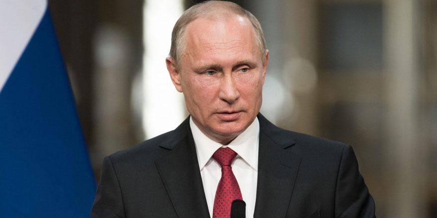 Korona virüs aşısı olan Putin'den ilk açıklama