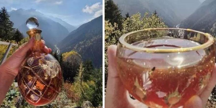 Türkiye'de mağarada toplanan bal Guinness Rekorlar Kitabı'nda