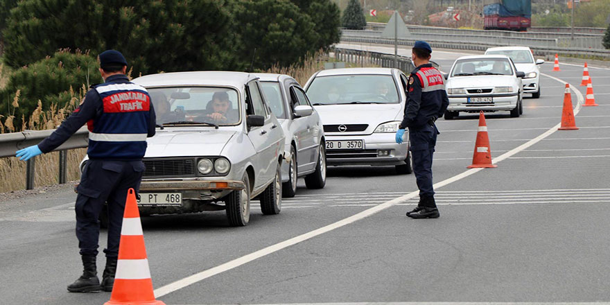 İçişleri Bakanlığı son bir haftada kaç kişiye ceza kesildiğini açıkladı