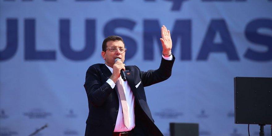 İBB Başkanı İmamoğlu'ndan Kılıçdaroğlu'na yapılan saldırıya ilişkin açıklama