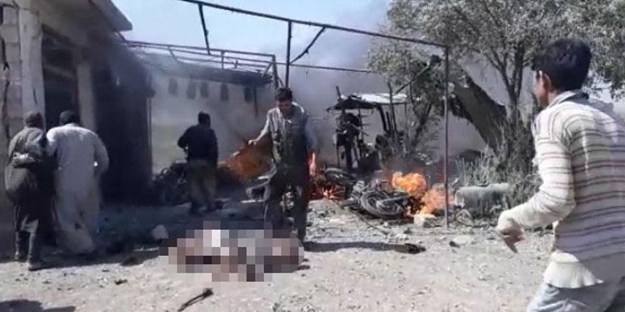 Rasulayn'da bomba patladı: 4 kişi yaralandı