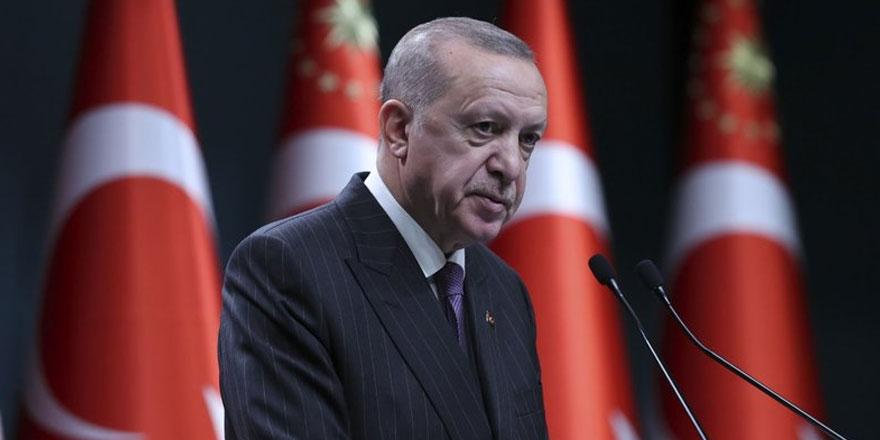Toplantı sonrası Cumhurbaşkanı Erdoğan açıkladı: İşte yeni kararlar