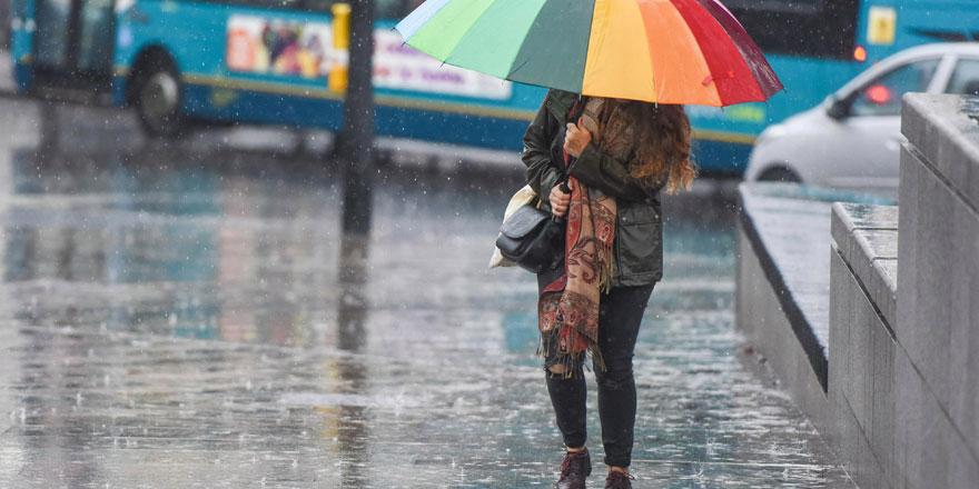 Meteoroloji bölge bölge uyardı! Sağanak yağış ne kadar sürecek?