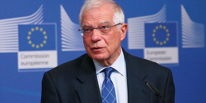 AB Yüksek Temsilcisi  Borrell'den Türkiye mesajı