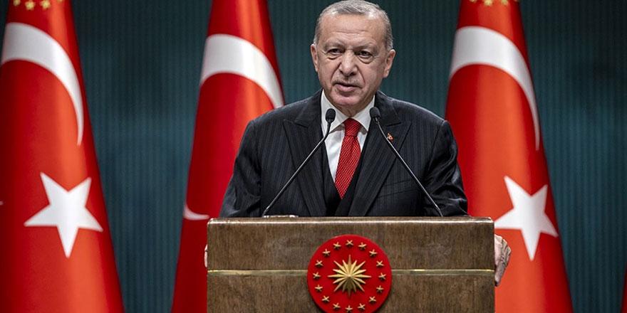 Cumhurbaşkanı Erdoğan'dan BM'ye mesaj