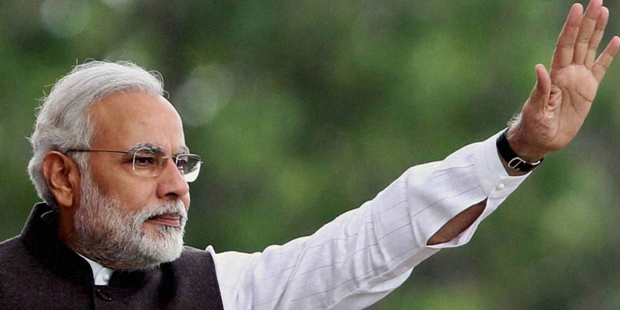 Hindistan'da Modi iddiası hayrete düşürdü