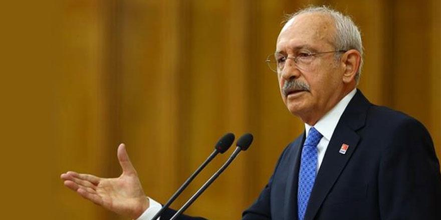 Kılıçdaroğlu'dan Kürşat Ayvatoğlu tepkisi