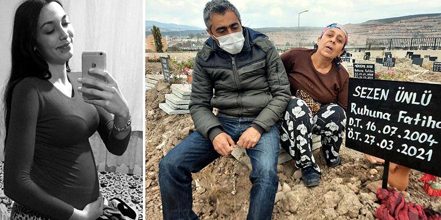Sezen Ünlü 5 aylık hamileyken katledildi! Baba Serdar Ünlü'den kan donduran ifadeler