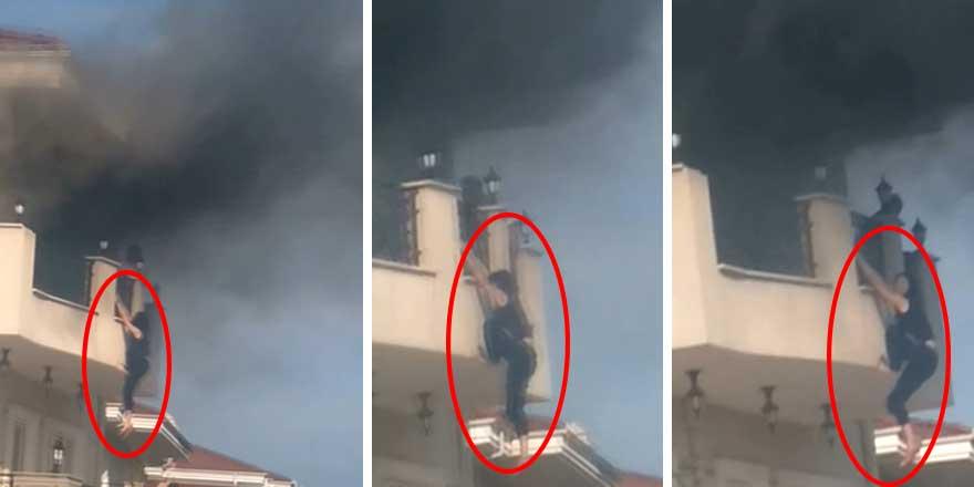 İstanbul'da villada şoke eden görüntü! Genç kadın dehşeti yaşadı