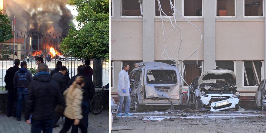 Adana otoparkındaki hain saldırının suçlularından biri yakalandı!