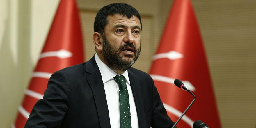 CHP'li Veli Ağbaba: yaşanan krizleri görmeyip inatla haciz göndermek vicdansızlıktır
