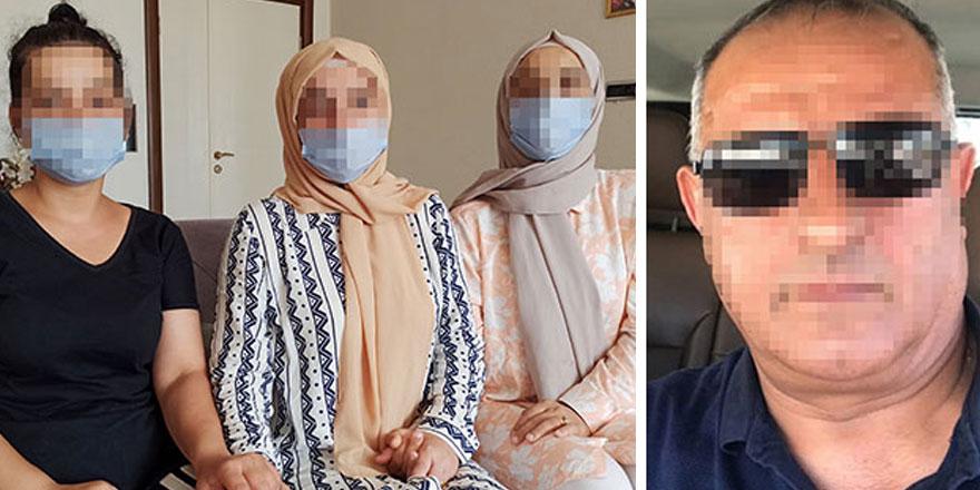 Kızlarına cinsel istismarda bulunduğu iddia edilen baba S.D. beraat etti