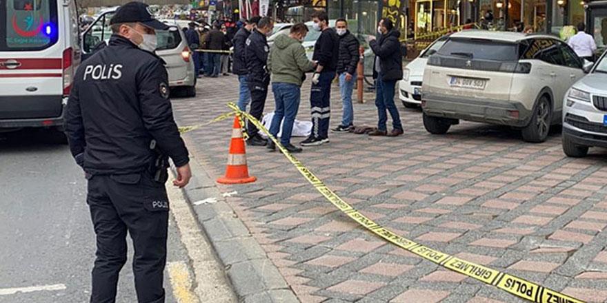 İstanbul Başahşehir'de silahlı çatışma: Ölü ve yarlı var
