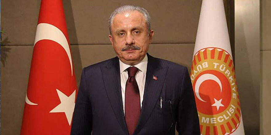 Meclis Başkanı Mustafa Şentop'tan önemli açıklamalar!