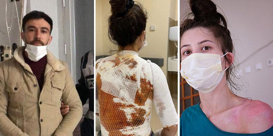 Konya'da Ali Ay, eşi Rukiye Ay'ı ve kızını sıcak suyla haşlamıştı! Avukattan tepki çeken sözler