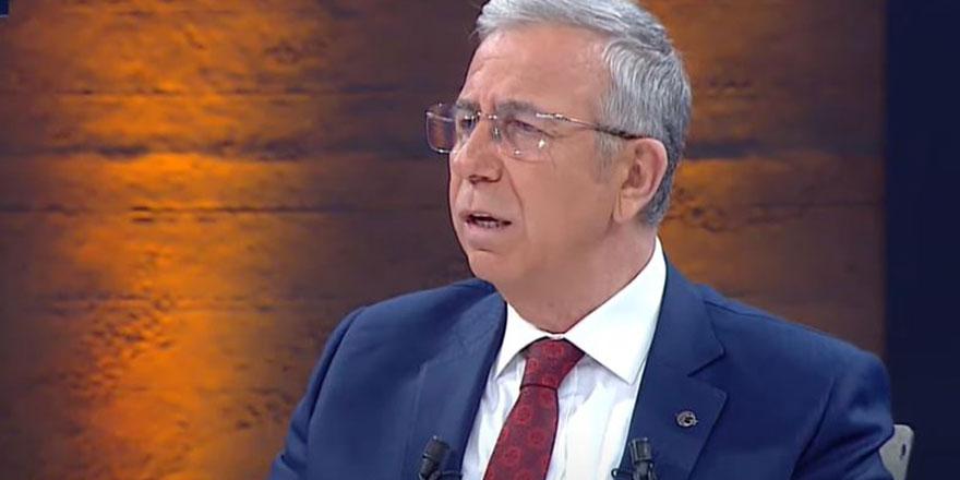 Mansur Yavaş'tan yardım için toplanan paralar hakkında açıklama