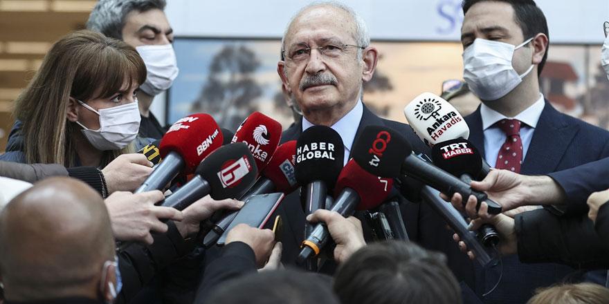 Üçüncü ittifak olacak mı? CHP lideri Kılıçdaroğlu'ndan dikkat çeken yanıt