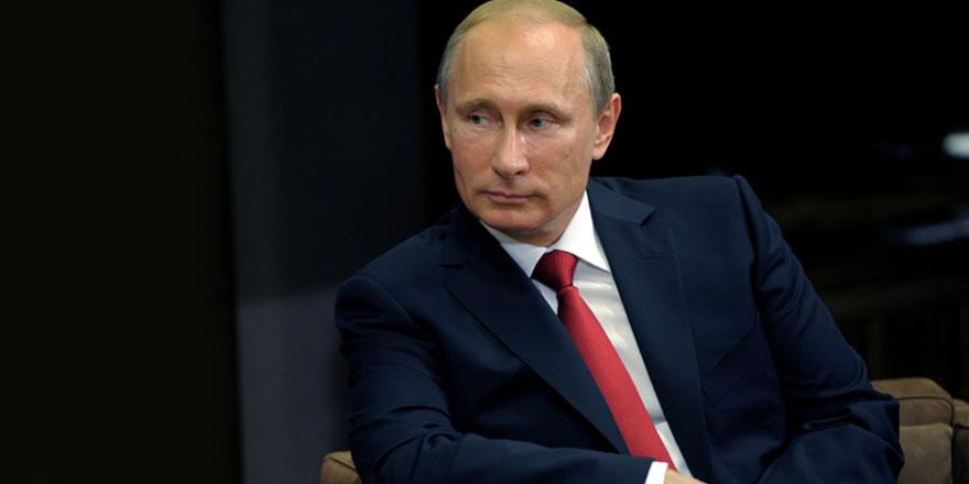 Rusya'daki kadınlar tercihini açıkladı!  Putin ankete göre ülkesinde en seksi erkek seçildi