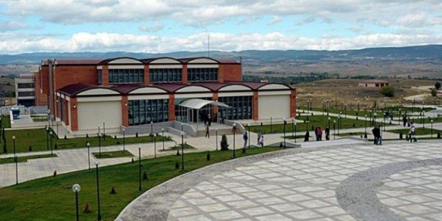 Kastamonu Üniversitesi ilanı böyle duyrudu