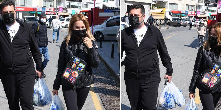 Ece Erken ve Şafak Mahmut Yazıcıoğlu 'evlilik' sorusuna bu şekilde yanıt verdi