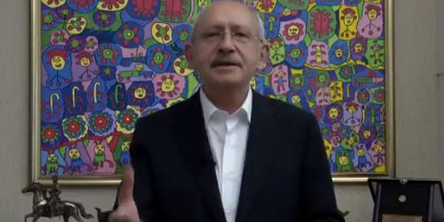 Kemal Kılıçdaroğlu, Paskalya Yortusu'nu kutladı
