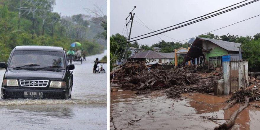 Endonezya'da sel felaketi: 23 kişi öldü