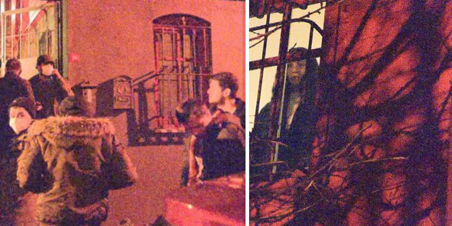 Özge Özpirinçci'nin doğum günü partisine polis baskını
