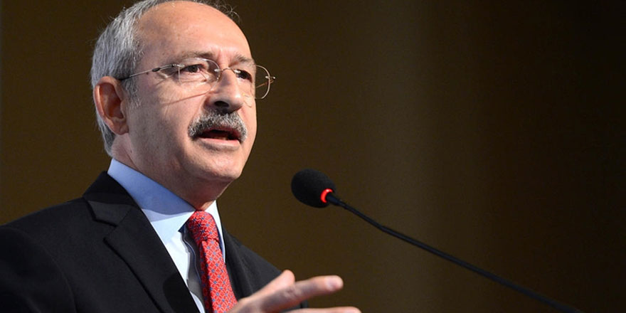 Kemal Kılıçdaroğlu'ndan 23 Nisan mesajı