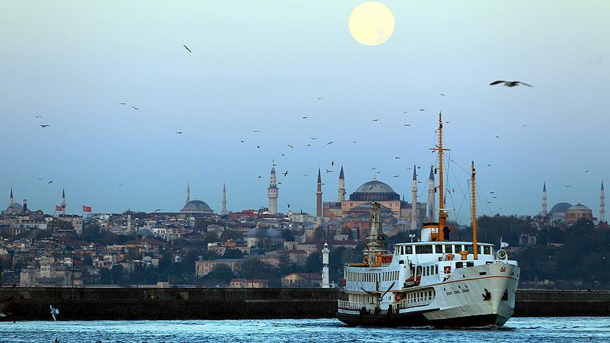 İstanbul 'İnsanlık Başkenti' seçildi