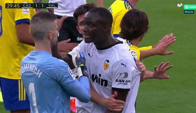 La Liga'da 'ırkçılık' ortalığı karıştırdı!