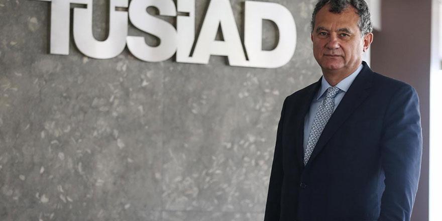 Amirallerin bildirisine TÜSİAD Yönetim Kurulu Başkanı Simone Kaslowski'den tepki