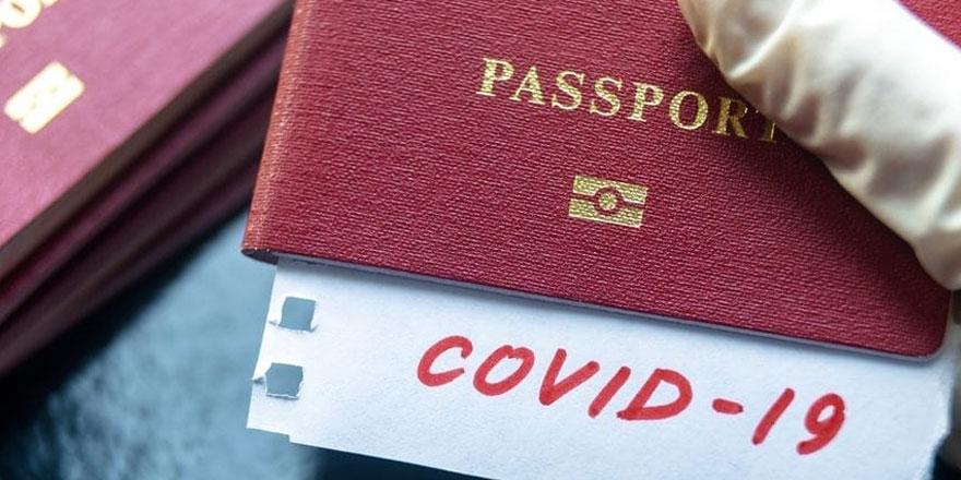 Korona virüs aşı pasaportunda pilot uygulama başlıyor!