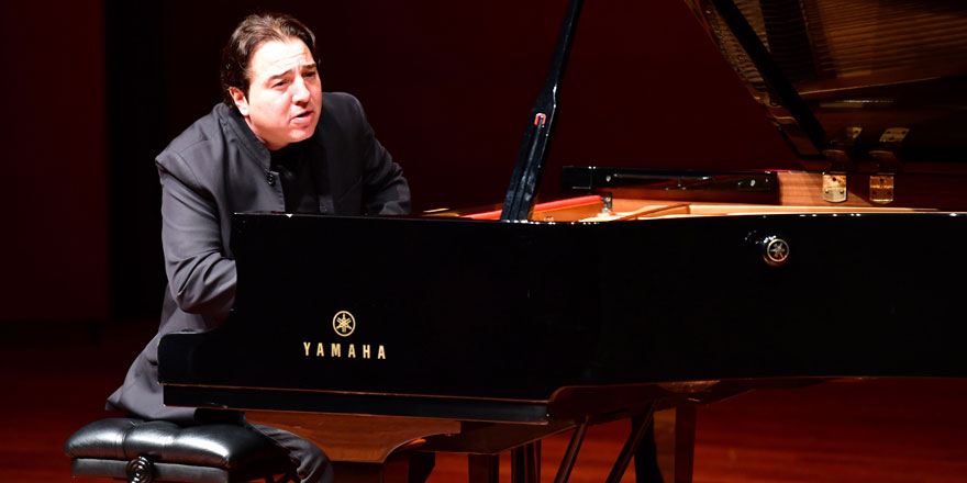 Ünlü Piyanist Fazıl Say'dan CHP'ye zehir zemberek sözler