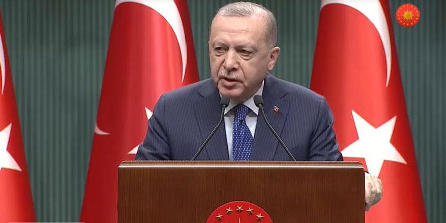 Cumhurbaşkanı Erdoğan'dan flaş Kanal İstanbul açıklaması
