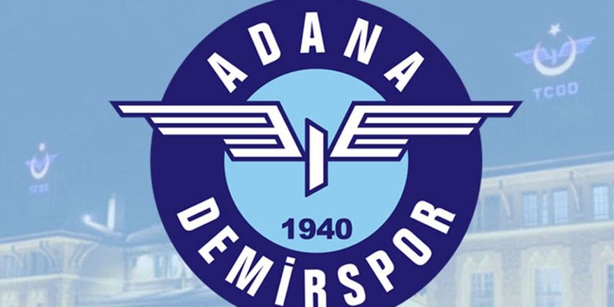 Adana Demirspor'da iki forvetle yollar ayrıldı