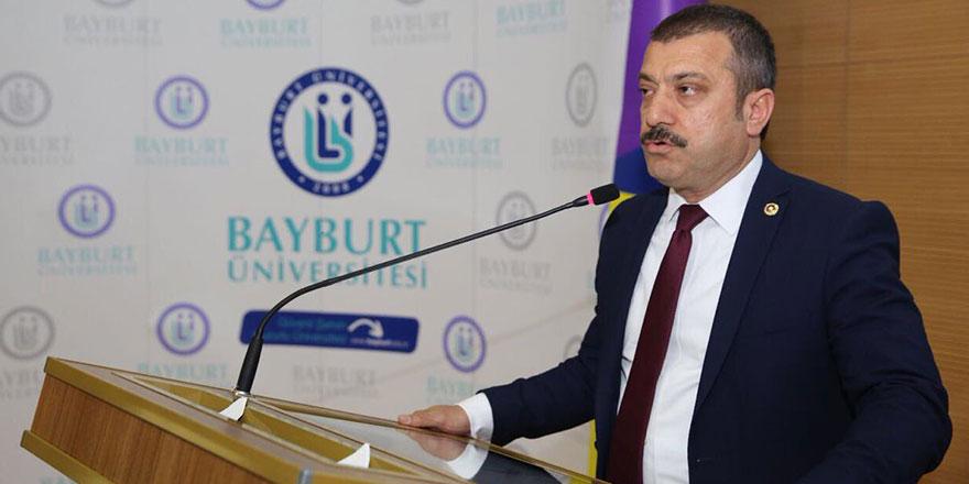 Financial Times'dan Merkez Bankası Başkanı Şahap Kavcıoğlu hakkında olay yazı