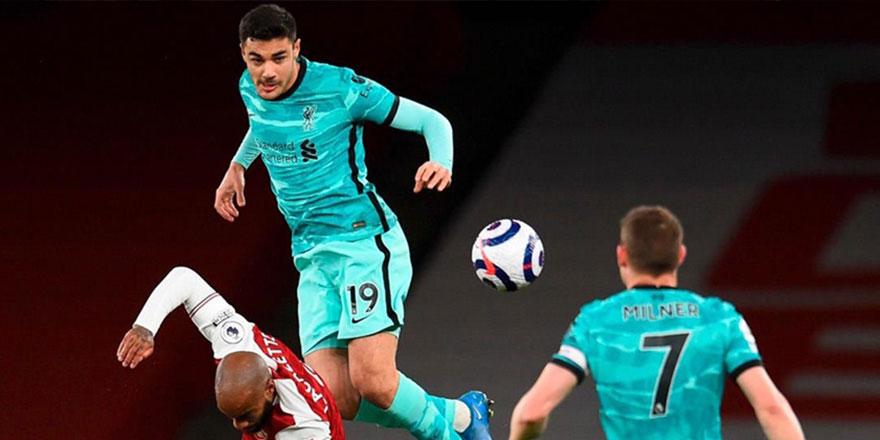 Liverpool'un yıldızı Ozan Kabak hayalini açıkladı