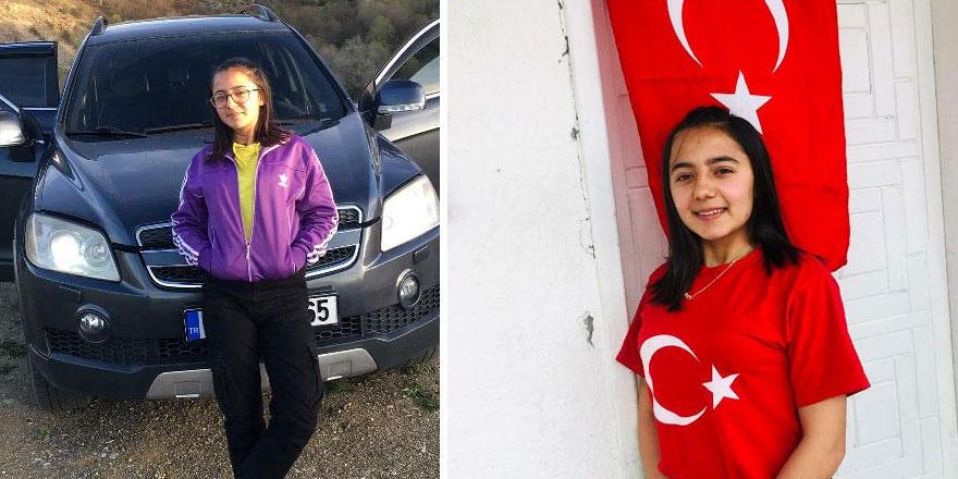 Aydın'da, kayıp liseli Yağmur Dilan Aksu aranıyor