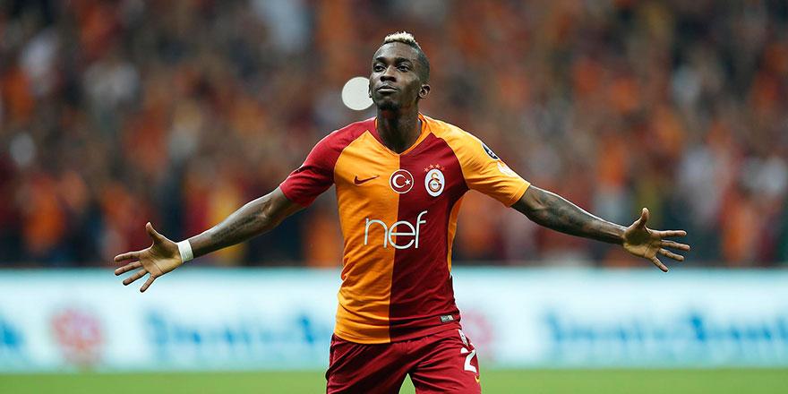 Galatasaraylı Henry Onyekuru'nun acı günü