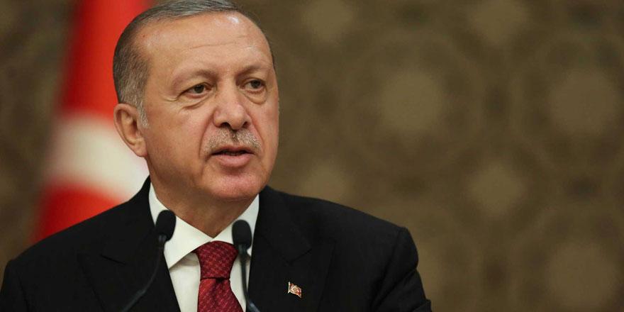 Erdoğan'dan eğitim uçağının düşmesine ilişkin açıklama
