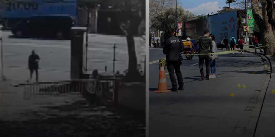 Beşiktaş'ta silahlı saldırı dehşeti : 4 yaralı