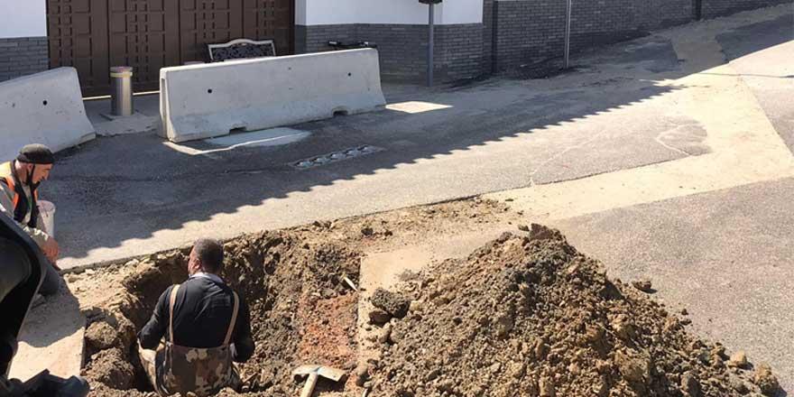 Kendisini tehdit eden Çin Büyükelçiliği'ne Mansur Yavaş'tan kanalizasyonlu cevap