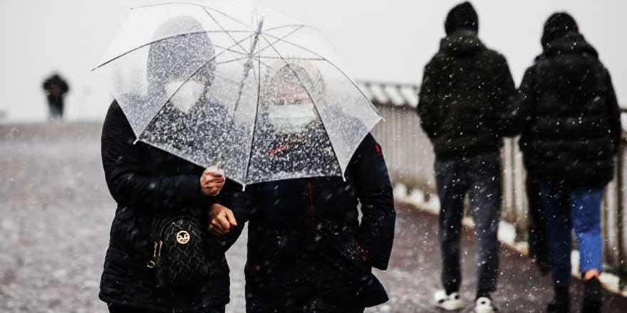 Bu akşam Trakya'dan başlayacak! Meteoroloji'den şehir şehir kritik uyarı