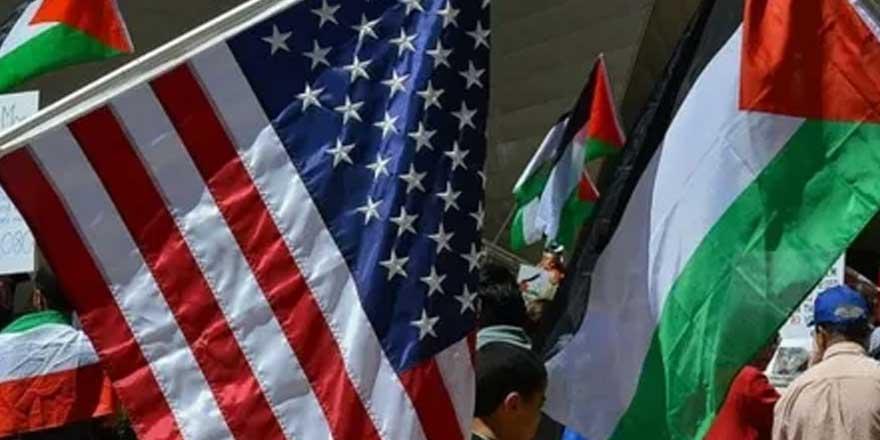 ABD'den flaş Filistin kararı