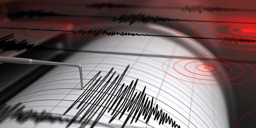 Ege Denizi'nde art arda deprem
