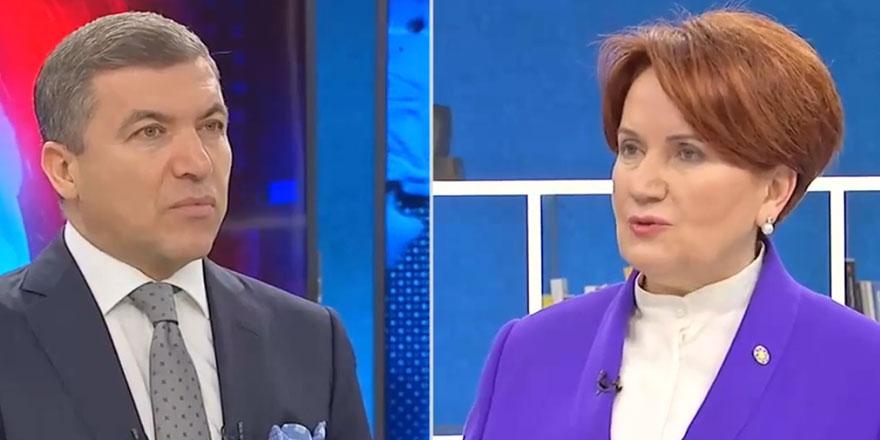 İYİ Parti Genel Başkanı Meral Akşener yarın Fox TV'de